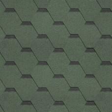 Черепица Шинглас Самба соната (зеленый)