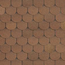 Черепица Шинглас Танго бобровый хвост (осенний)