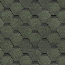 Черепица Шинглас Финская (зеленый)
