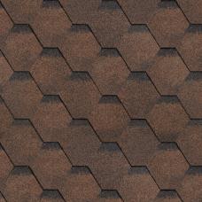 Черепица Шинглас Финская (коричневый)