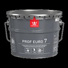 Краска PROF EURO 7 База C интерьерная гл/мат 9л Тиккурила
