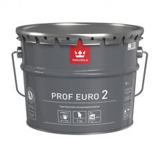 Краска PROF EURO 2 VVA грунтовочная гл/мат 9л Тиккурила