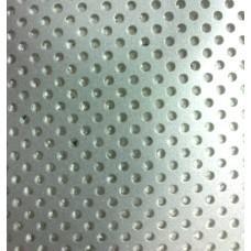 Панель Альконпласт ОС Line T24 595*595 металлик-3313 с перф.d=2.0 В3 алюм. 0,45