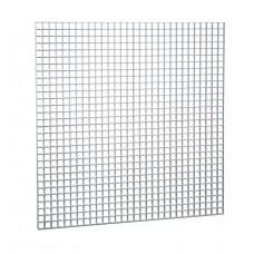Решетка потолочная 595х595х8мм, Ячейка15х15мм., пластиковая Глобо