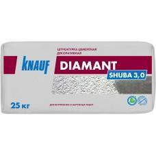Штукатурка Кнауф Диамант Шуба 1,5мм, 25кг