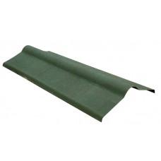 Коньковый элемент Ондулин, зеленый