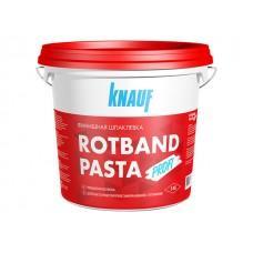 Шпаклевка финишная Кнауф Ротбанд-Паста Профи, 5кг