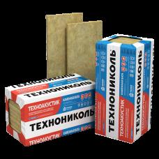 Утеплитель базальтовый ТехноАкустик 38-45кг/м3 (1200*600*50х12; 0,432м3/уп)