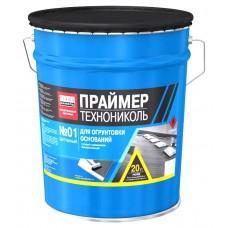 Праймер битумно-полимерный для металла №3 ТехноНиколь, 20л