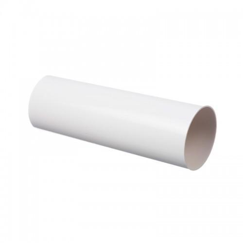 Труба водосточная 3м (пломбир) Дёке