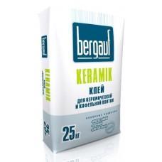 Клей для плитки Бергауф Керамик, 25кг