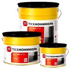 Мастика гидроизоляционная Технониколь №24 (МГТН), 20кг