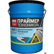 Праймер битумный №1 ТехноНиколь, 20л
