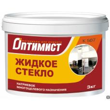 Жидкое стекло Оптимист, 15кг