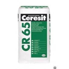 Гидроизоляция Церезит CR65 для устройства жестких покрытий, 25кг