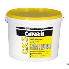 Цемент Церезит CX5 монтажный и водостанавливающий, 2кг