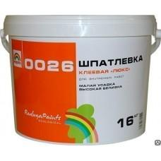 Шпаклевка РАДУГА м/к Люкс Р-0026 16кг