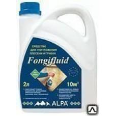 Средство от плесени и грибка Фонгифлюид Альпа 20 л