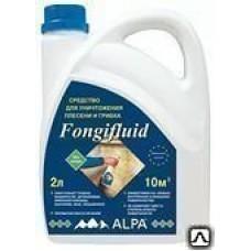 Средство от плесени и грибка Фонгифлюид Альпа 5 л