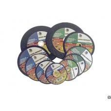 Диск отрезной по металлу 230х2,5х22 PQTools Лакра