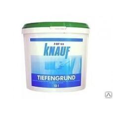 Грунтовка Кнауф Тифенгрунд для гигросокпичных оснований для наруж. и внутр.