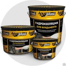 Мастика битумная AquaMast для фундамента (3 кг, 144 шт/палл) ТехноНиколь