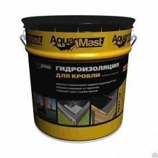 Мастика битумно-резиновая AquaMast (18 кгл) ТехноНиколь