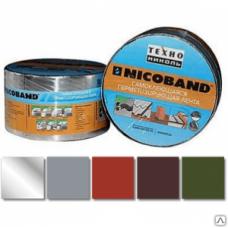 Самоклеющаяся герметизирующая лента коричневая Никобенд (0,1*3,0 м)