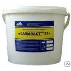 Двухкомпонентный полисульфидный герметик Сазиласт 22ЛТ-1, 16,5кг