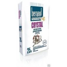 Штукатурка Бергауф Кристал камешковая 1,0мм, 25кг