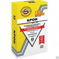 Шпаклевка полимерная Юнис КРОН, 25кг