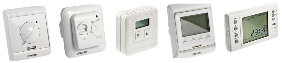 Терморегуляторы для теплого пола Екатеринбург